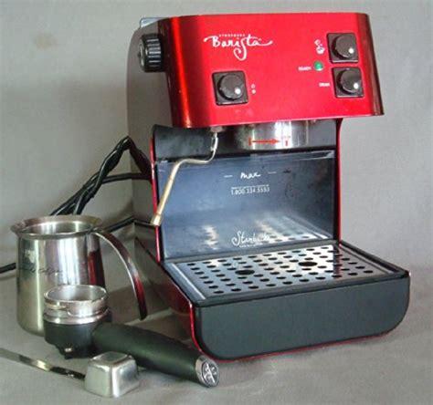 starbucks saeco barista espresso machine the barista home espresso machine tutorial i need coffee