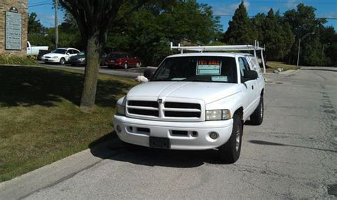 find used 2000 dodge ram 1500 sport extended cab pickup 4 door 5 9l in tafton pennsylvania buy used 2000 dodge ram 1500 sport extended cab pickup 2 door 5 2l in lombard illinois united