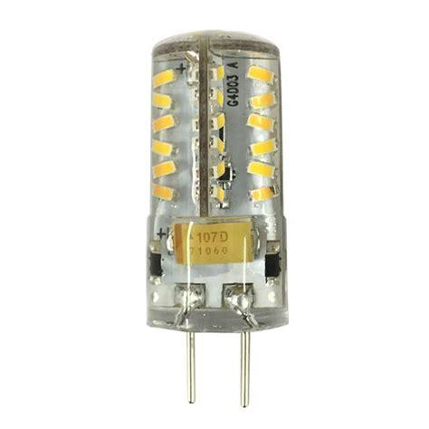 35v christmas mini light replacement luxrite 3w 12v gy6 35 led bi pin warm white 2700k light bulb bulbamerica