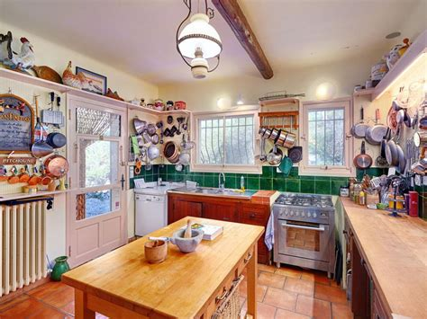 julia child kitchen you can now rent julia child s provencale kitchen as she