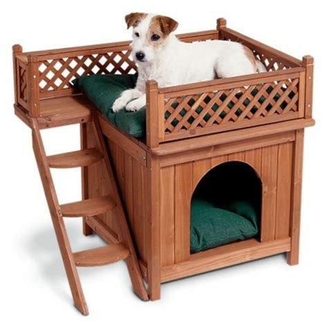 dog bed house indoor dog house cat bed cedar wood pet indoor outdoor living room garden ya