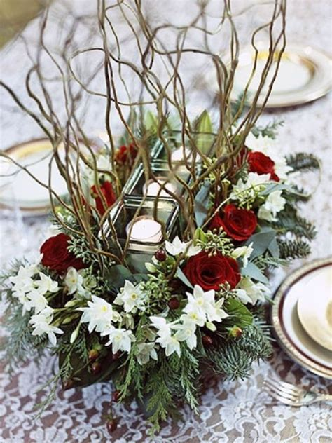 awesome christmas wedding centerpieces her101