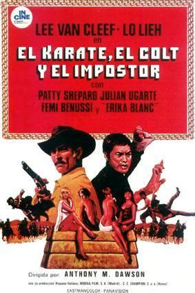 el impostor the stranger and the gunfighter 1974 filmaffinity