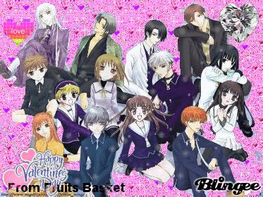fruits basket valentines day episode fruits basket valentines day picture 82870448 blingee