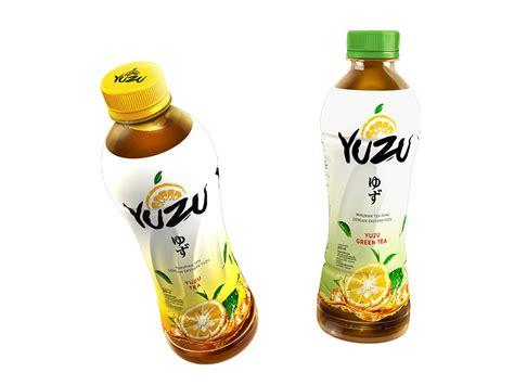 Teh Yuzu minuman vitamin c dari buah yuzu citrus harrania