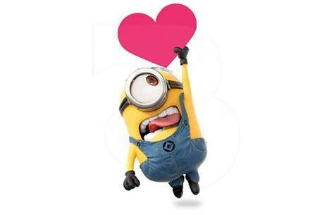 Imagenes Minions San Valentin | im 225 genes de los minions enamoradosim 225 genes para descargar
