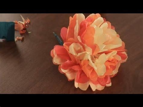 How To Make Mexican Paper Flowers - the world s catalog of ideas