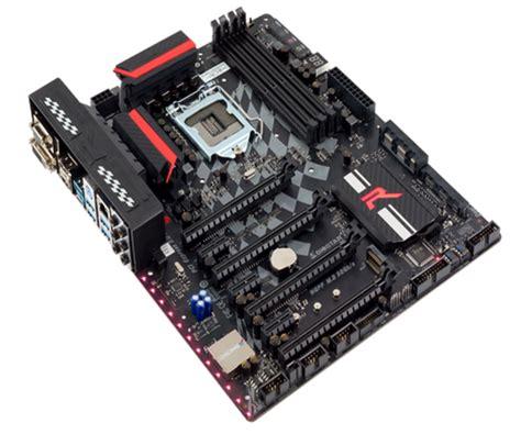 Biostar Motherboard Soket Lga 1151 Racing B150gt5 biostar introduces racing series motherboards for z170 h170 b150 chipsets
