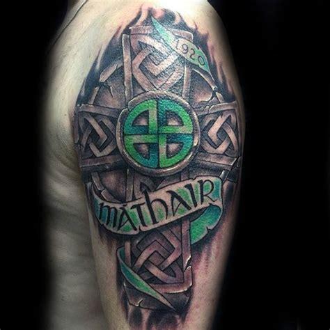 celtic tattoo quiz celtic cross tattoo sleeve www pixshark com images