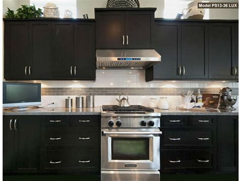 range hood with cabinet above the best range hoods in canada and usa ps13 30 lux under