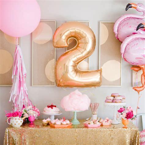 Flamingo Theme Birthday Party   Pretty My Party