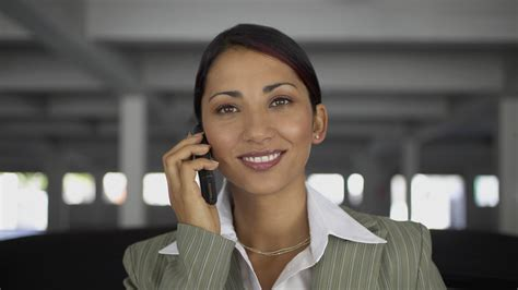 full hd wallpaper businesswoman face front view blurry
