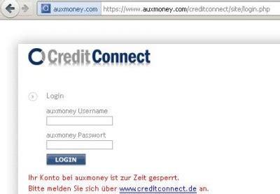 kredit privat forum auxmoney hat mich gesperrt forum allgemein