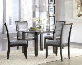 black glass dining room furniture gallery