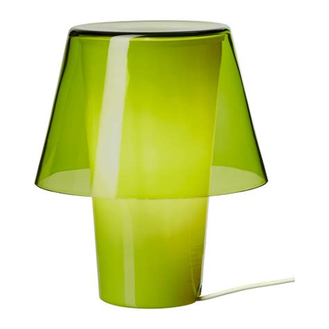 Small Globe Table Lamp by Gavik Table Lamp Green Frosted Glass Ikea