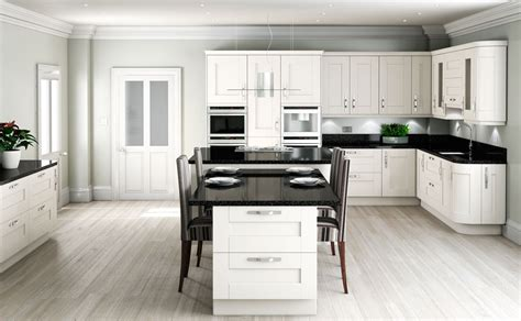 Ivory Kitchen What Colour Walls by White Vs Ivory Kitchen Cabinets With White