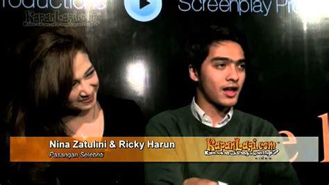 film baru ricky harun ricky harun gandeng pacar baru youtube