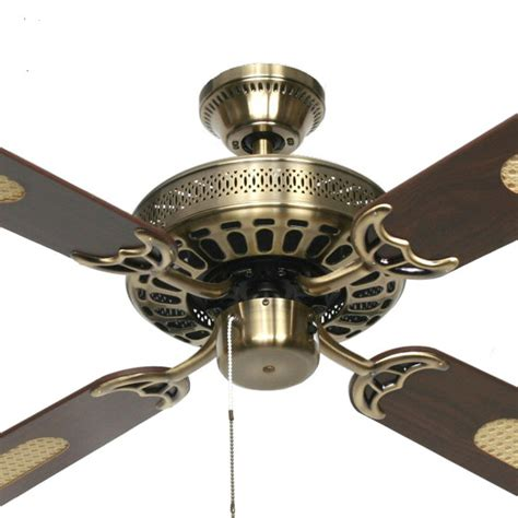 pacific ceiling fans pacific majestic coolah ceiling fan 52 quot in antique brass