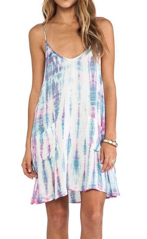 tie dye summer dress dress to impress