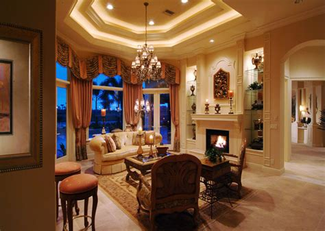 Tray Ceiling Designs For Living Room 5 Luxurious Tray Ceiling Designs With Large Chandelier