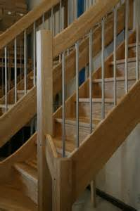 New Handrail Stairs by Oak Staircases New European Style Handrail