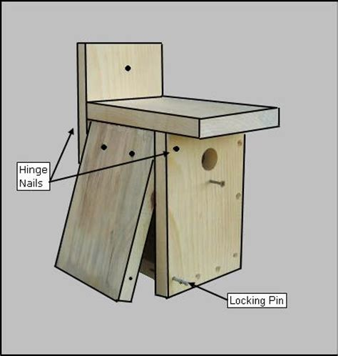 bird houses plans pdf diy simple birdhouse plans download shelf plans garage woodideas