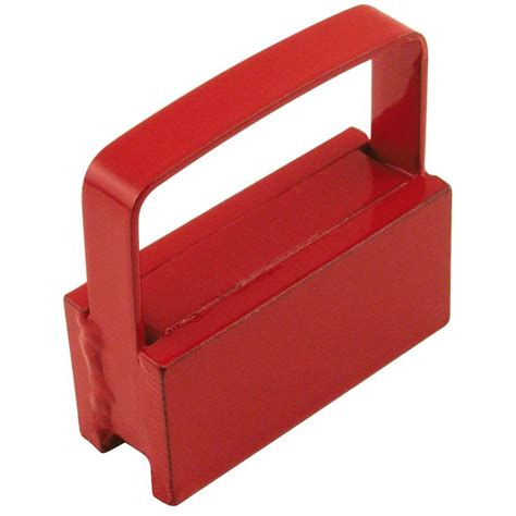 Magnet Puller Grip On 5 master magnetics 50 lb powerful handle magnet pull 97804 the home depot