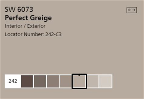 sw 6073 perfect greige color for one of the upstairs what is the greige rage