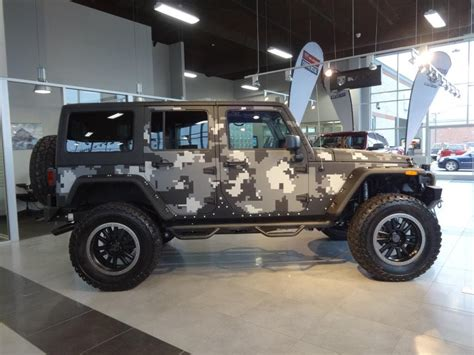 kevlar 2 door jeep jeep rubicon unlimited with kevlar digital camo jeep