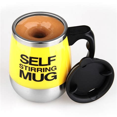 Self Mug Stirring self stirring mug