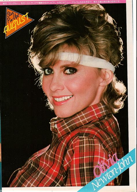 olivia newton johns physical haircut olivia newton john rare photos