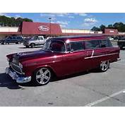 For Sale 1955 Chevy Handyman Station Wagon  YouTube