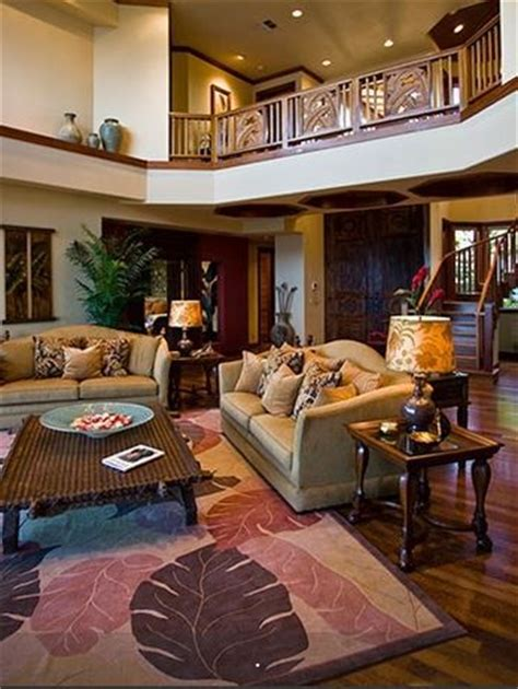 polynesian home decor 85 best hawaii living rooms images on pinterest