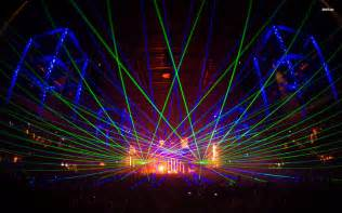 Concert Lights by Laser Show Concert Lights Color Abstraction Psychedelic