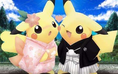 cute pikachu cute pikachu with hat by cute pikachu wallpapers wallpapersafari