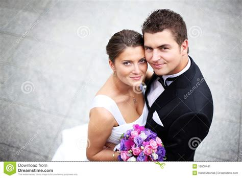 couple pic wedding couple stock image image 16000441