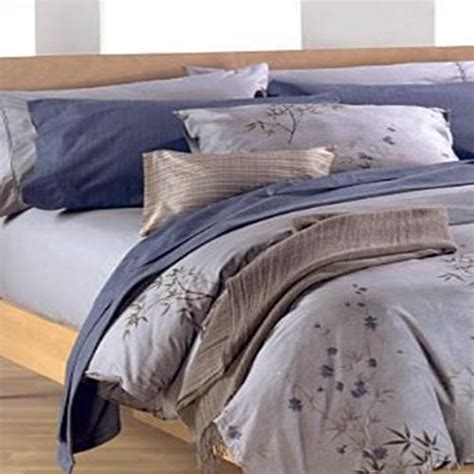 Calvin Klein Bamboo Flowers King Comforter by Calvin Klein Bamboo Flower King Comforter Ebay