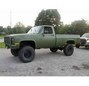 Sell Used Chevrolet K30 4x4 62 Detroit Diesel Silverado