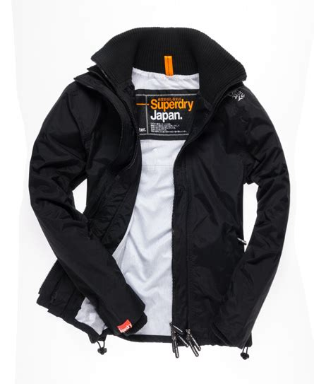 Jaket Windcheater City 1 superdry technische windcheater jacks en jassen voor heren