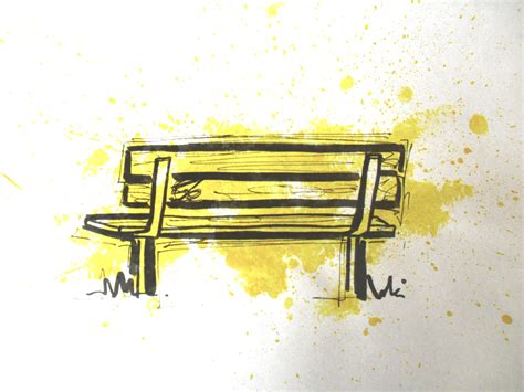 the yellow bench full of linky goodness the dock life in the titanic