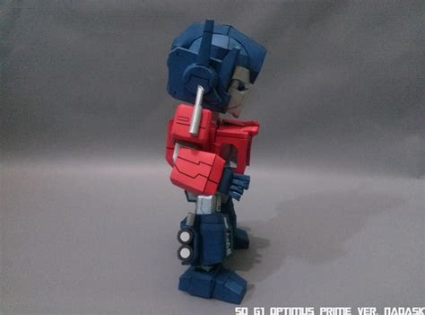 Papercraft Website - papercraft g1 sd optimus prime ver nadask