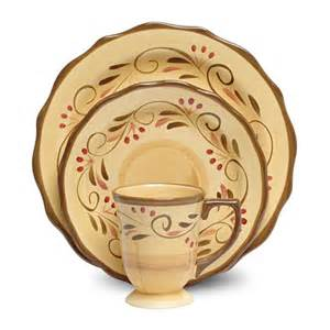 italian villa 16 piece dinnerware set kitchen dining walmart com