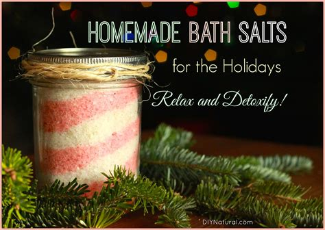 Detox Relax by Bath Salts Relax And Detox For The Holidays