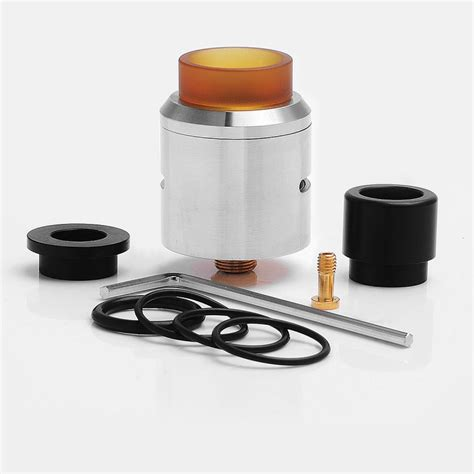 Druga Rda Authentic 26 99 authentic augvape druga rda silver ss 24mm