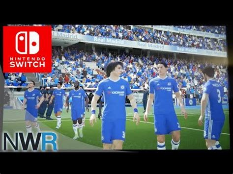 Switch Fifa 18 By Sky No Limit 7 minutes of fifa 18 on nintendo switch with audio