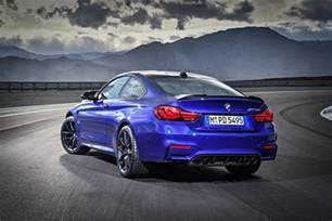 Bmw M4 Official 2018 Bmw M4 Cs Gtspirit
