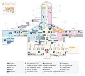 welcome garden 1f airport floor map chubu centrair