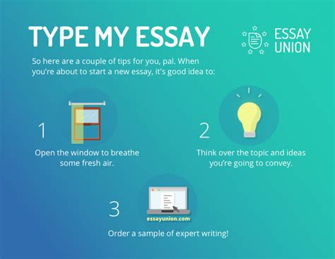 Type My Essay by Pay For Essay