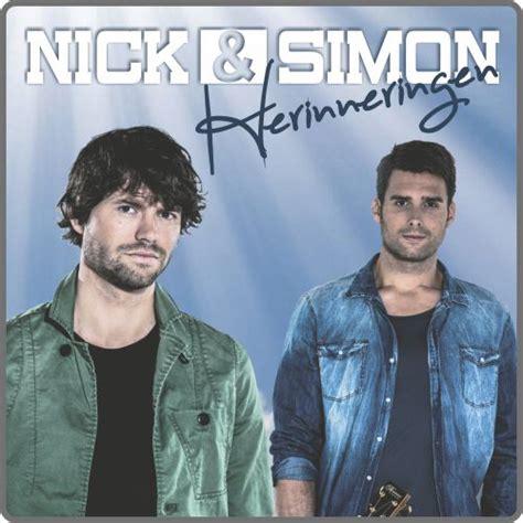 Or Nick Simon Nick Simon Herinneringen Het Beste 2 Cd 2014 Rosita Musicshop
