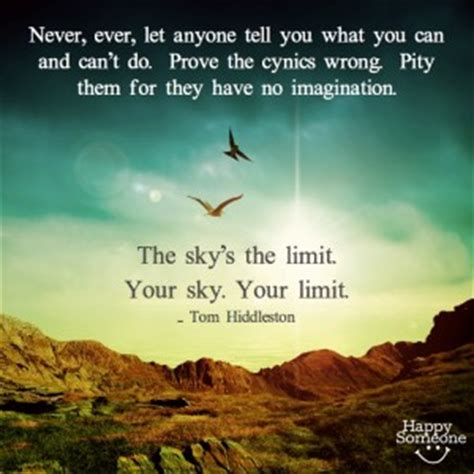 skies the limit quotes quotes push yourself to the limit quotes quotesgram